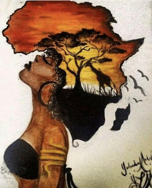 African Queen 1